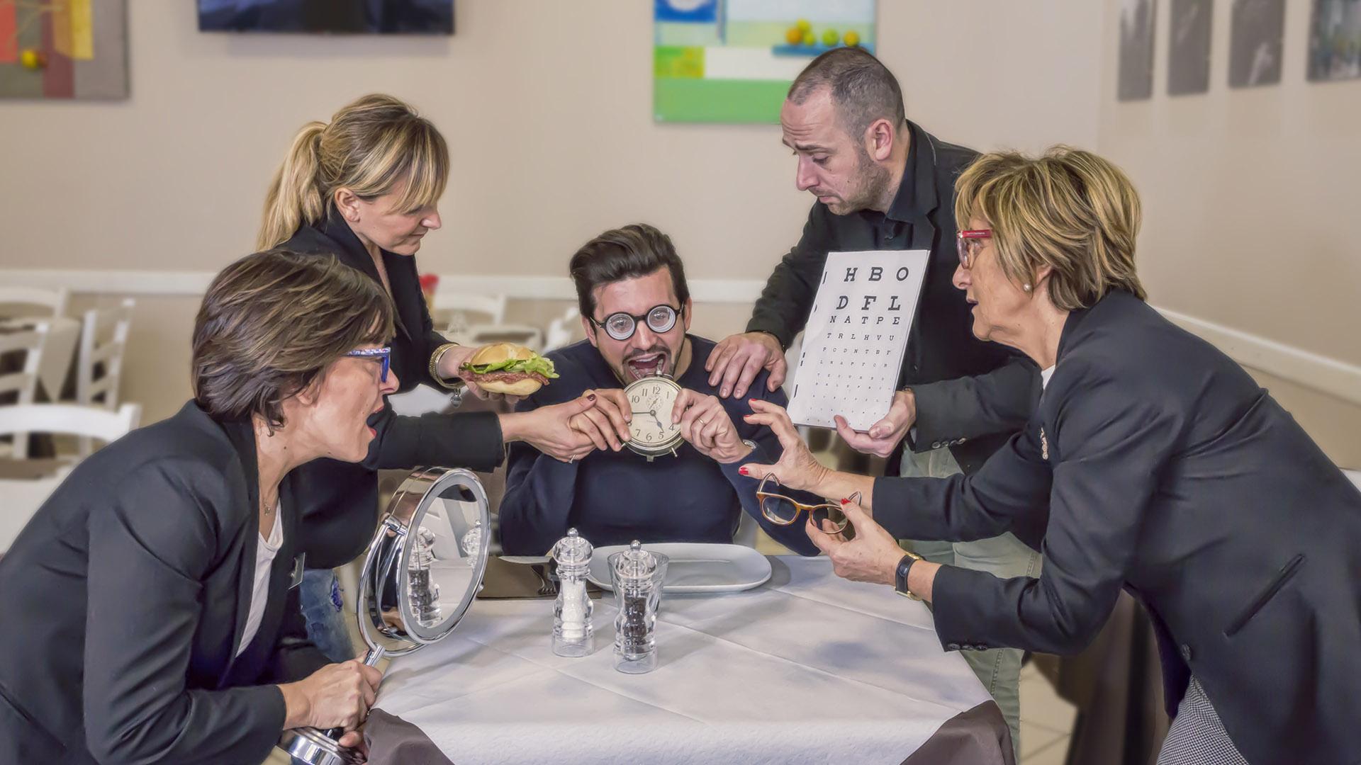 Misurazione della vista Morciano di Romagna