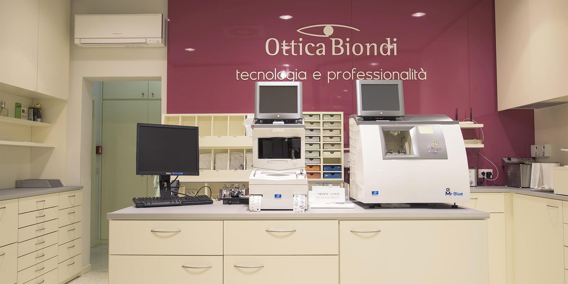 Laboratorio ottico Morciano Di Romagna - Rimini